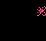 愛知・安城でネイルサロンなら【Rococo Lovelya Nail】 ロゴ